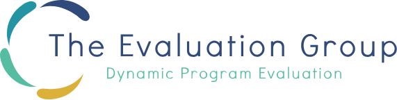 The Evaluation Group Logo